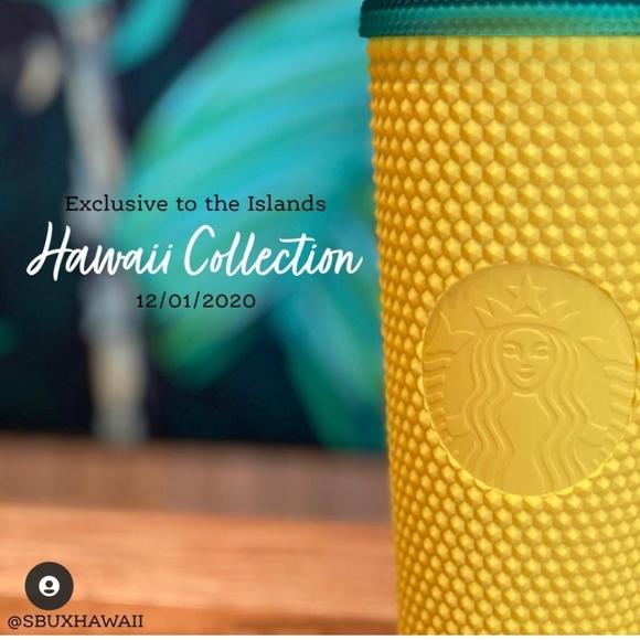 Starbucks hawaii